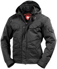 WELLENSTEYN USA men s SUPERBIKE winter Jacket biker black MSRP  499 SUBE443  PS 4b45a5ed234