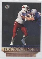 1997 Score Board NFL Experience Foundations #F16 Simeon Rice Arizona Cardinals