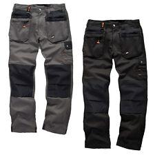CLICK Workwear Pantaloni Combattimento Lavoro In Policotone Verde Oliva ref pccto