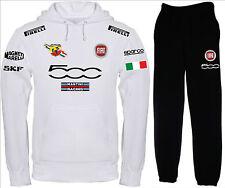 FIAT 500 tuta felpa maglietta polo t-shirt maglia hoodie honda ktm ducati lancia