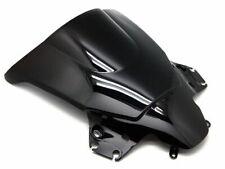 Smoke Black Double Bubble Windscreen Windshield for 2011-2013 Honda CBR250R