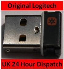 Genuine Logitech Wireless unificante ricevitore USB Mouse PC Adattatore Dongle Senza Fili