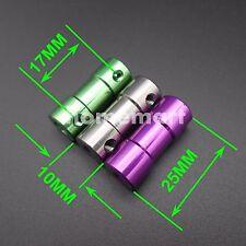 Aluminum alloy oxidation coupling Shaft Flexible Coupler Transmission Connector