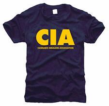 CIA - Herren-T-Shirt, Gr. S bis XXL