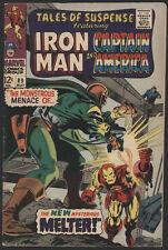 Tales of Suspense #89, 1967, Marvel Comics - Vg