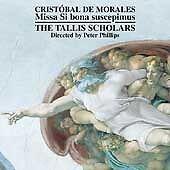 Crist¢bal de Morales: Missa Si bona suscipimus (CD, Nov-2000, Gimell)-NEW