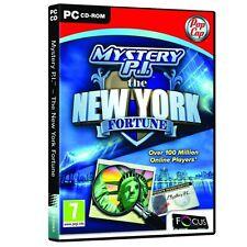 Mystery P.I.: The New York Fortune (PC: Windows, 2010) - European Version