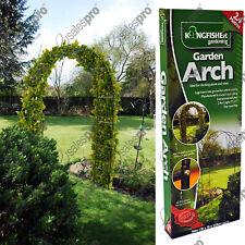 Arco de Jardín Enrejado función planta trepadora de rosas 1 o 2 acuerdos Gratis P + P