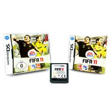 Original Nintendo Ds Spiel Fifa 11 ohne Ovp ohne Anleitung #B