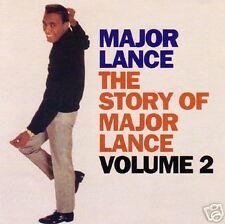 MAJOR LANCE - The Story Vol. 2 BEST Northern Soul CD!