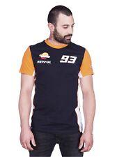 2017 Official Marc Marquez 93 Azul Repsol Honda Camiseta-1738502