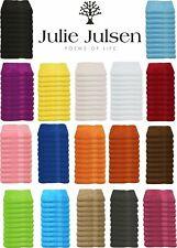 10 er Set Julie Julsen Gästetuch Gästehandtücher 30x50 cm Baumwolle 500gm2