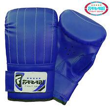 Boxe Punch Bag Mitt Guanti da pugilato guantoni da pugilato MMA formazione S-M-L-XL
