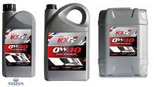 Kerax hiperimpulsor CARRERAS RACE 0W40 totalmente sintético Aceite de Motor 1 5 L de 20 litros
