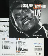 SCREAMIN' JAY HAWKINS  olympia 98  LIVE /  DOUBLE CD