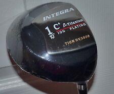 Integra C4 Driver Head w/ Titanium Carbonitride Coating - Super Hard Super Slick