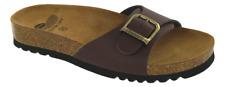 Scholl Bioprint Akumal Sandals - Dark Brown