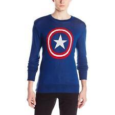 Captain America - Shield Adult Sweater