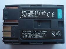 Batterie BP-511A pour Fuji FinePix S9600 S8000fd S5700 ACCU