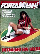 Forza Milan 9 1990 Tutti gli uomini del Team Milan