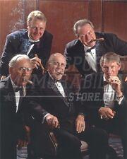 Boston Celtics legends with cigar Bird, Cousy Red 8x10 11x14 16x20 photo 758