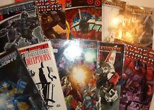 The Transformers IDW Comics Comic Books Spotlight Focus G1 Movie [Choice]