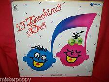 29° ZECCHINO D'ORO LP TV OST 1987 MINT- Laminato