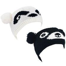 Banda Para La Cabeza De Tejido Con Impresión De Panda Con Orejas Para Mujer