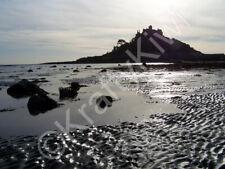 St Michael's Mount Cornwall Art Photo Canvas (UK)