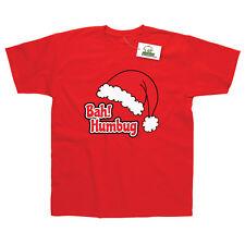 BAH HUMBUG CHRISTMAS GRINCH FUNNY T-SHIRT