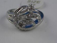 Funkelnder Ring künstlicher Brillant Effekt Model Ira Tolles Design (B25)