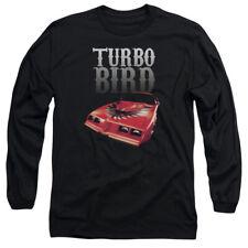 PONTIAC TURBO BIRD T-Shirt Men's Long Sleeve