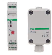 F&F Dämmerungsschalter AZ-112 / AZ-112PLUS LED Strahler Halogen ESL Beleuchtung