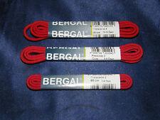 BERGAL ROT 2mm RUND SCHNÜRSENKEL 60, 75 & 90cm SENKEL SCHNÜRRIEMEN