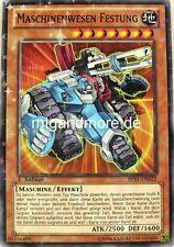 Yu-Gi-Oh 1x Maschinenwesen Festung - BP01 Starfoil Rare Battle Pack