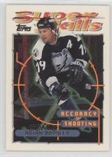 1995-96 Topps Super Skills #59 Brian Bradley Tampa Bay Lightning Hockey Card