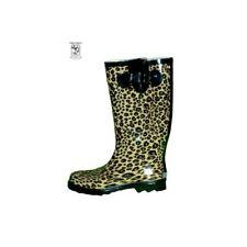 RABEN Ladies Gumboot Leopard Print