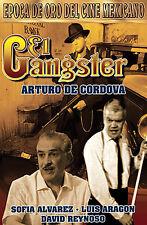 El Gangster,New DVD, Sofia Alvarez, David Reynoso, Arturo de Cordova, Luis Arago
