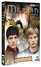 Merlin - Series 1 Volume 1 [DVD], Acceptable DVD, Tom Hopper, Eoin Macken, Ruper