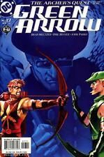 Green Arrow #17 Comic Book - DC