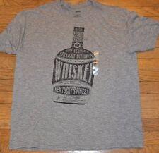 Kentucky's Finest Whiskey Distiller's Secret Men's Graphic T-Shirt Sonoma Tee