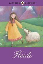1 of 1 - Ladybird Classics: Heidi by Spyri, Johanna Book The Cheap Fast Free Post