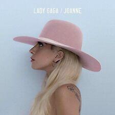 Joanne by Lady Gaga (CD, Oct-2016, Interscope (USA)) NEW