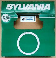 Tubo Sylvania 22w circular 4PIN Luz de 1250 lúmenes T9 208MM 001962 6500 K G10Q