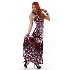 Abendkleid Cocktailkleid Sommerkleid Maxikleid Glamour Maxi Dress Gr.36/38