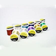 hends OVALADO Oropel Para Atado de anzuelos Varios Colores Disponible