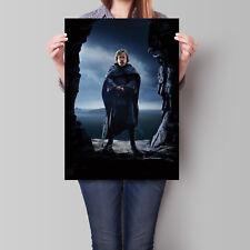 Star Wars The Last Jedi Poster Luke Skywalker A2 A3