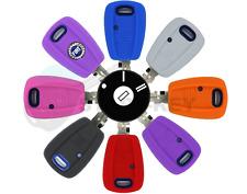 Fiat Schlüssel Silikon Hülle Cover Punto Maria  Panda Bravo Key Chiave cle