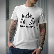 TIENITI Forte Da Uomo T-shirt soltanto gli sciocchi e Cavalli ispirato TROTTERS Lampadario