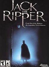 Jack The Ripper PC Game Adventure CD-ROM 2 Discs